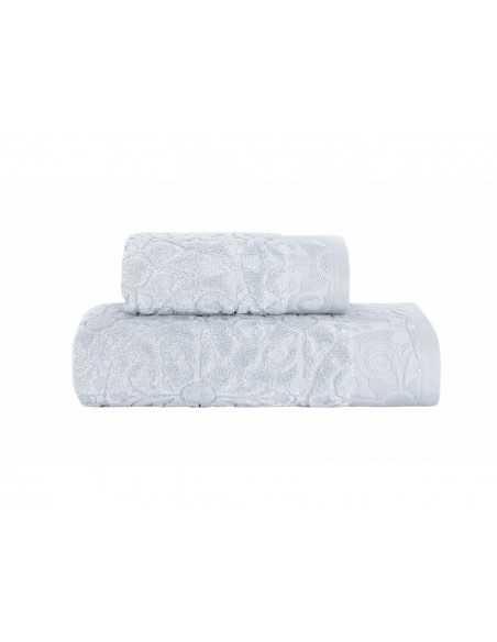 Полотенце Arya Aiko 70х140 см, белый