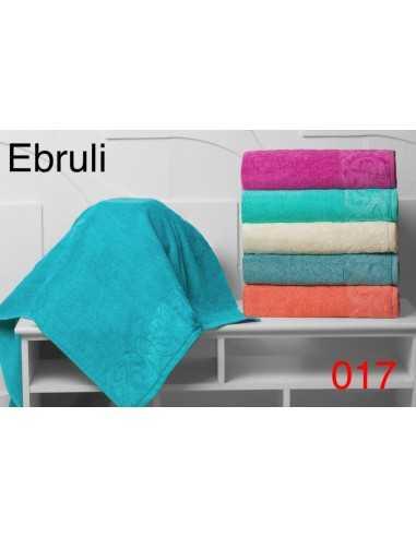 Набор из 6-ти полотенец Hanibaba Ebruli 70x140