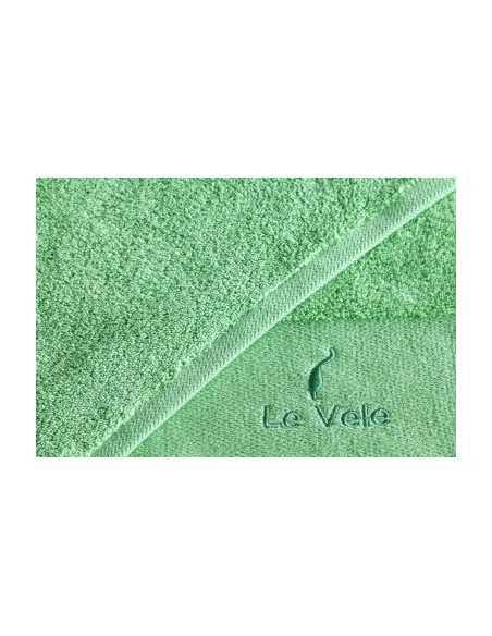 Полотенце Le Vele 100х150 см, b. green
