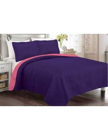 Покрывало Arya Rainbow Фиолетовый, 180х240 см