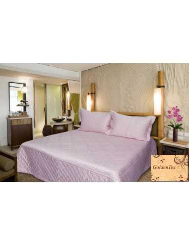 Покрывало GoldenTex Розовый BL7750-4, 230х250 см