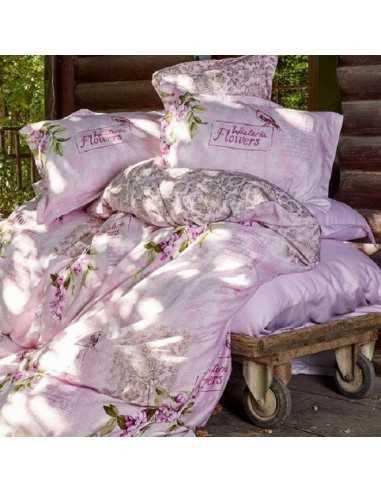 Постельное белье Karaca Home Wisteria Pembe