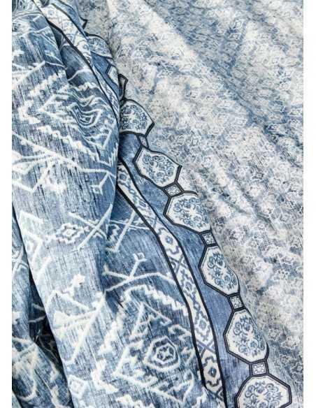 Постельное белье Karaca Home Lanika Mavi 2020-1