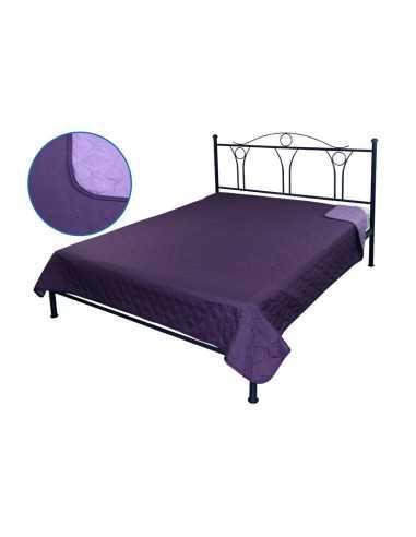 Покрывало Руно Звезда Фиолетовое, 212х240 см