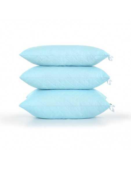 Подушка MirSon Valentino Eco Soft, 40х60 см, низкая