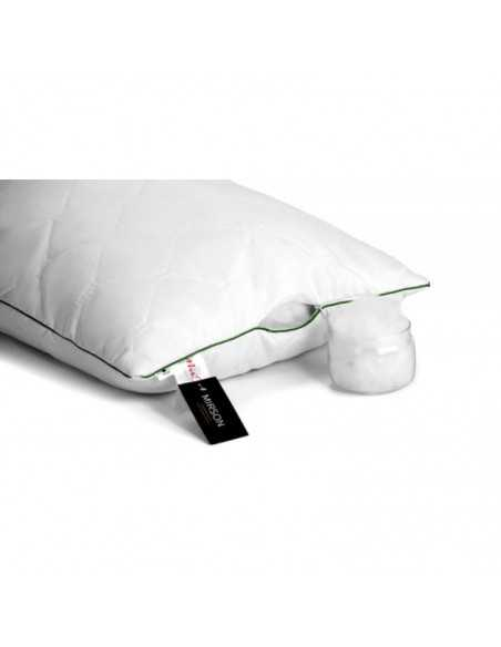 Подушка MirSon Eco Line с Эвкалиптом, 50х70 см, мягкая