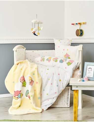 Плед Karaca Home Sleepers, 100х120 см