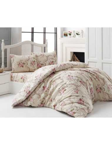 Полуторное постельное белье Arya Dinah