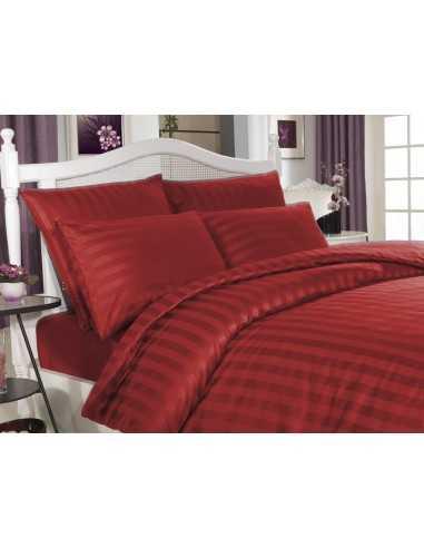 Семейное постельное белье Altinbasak Red