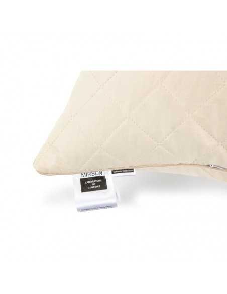 Подушка MirSon Carmela Eco Soft, 40х60 см (низкая)