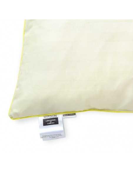 Подушка MirSon Carmela Hand Made Eco Soft, 70х70 см (средняя)