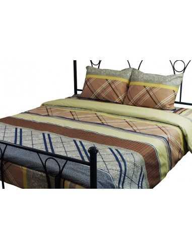 Полуторное постельное белье Руно 4774 Форте, 50х70 (2шт) см