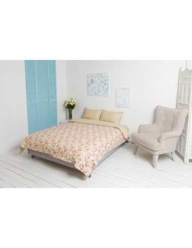 Двуспальное постельное белье Руно English Style, 70х70 (2шт) см