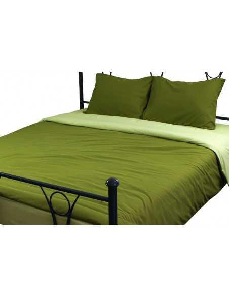 Сімейна постільна білизна Руно Green, 70х70 (2шт) см