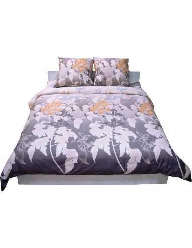 Полуторное постельное белье Руно Grey 20-0234, 70х70 (2шт) см