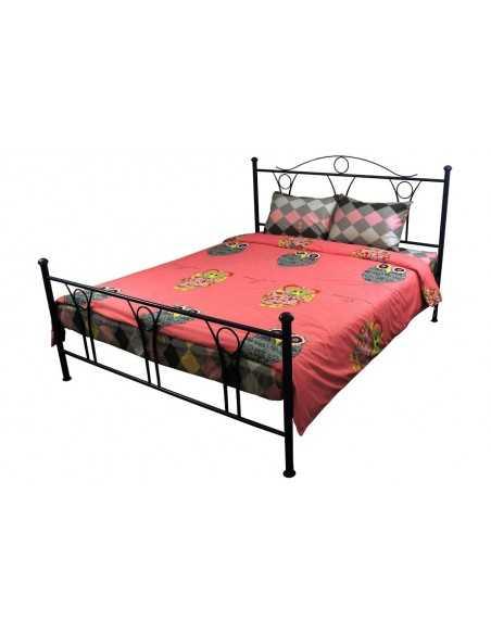 Семейное постельное белье Руно Owl, 50х70 (2шт) см